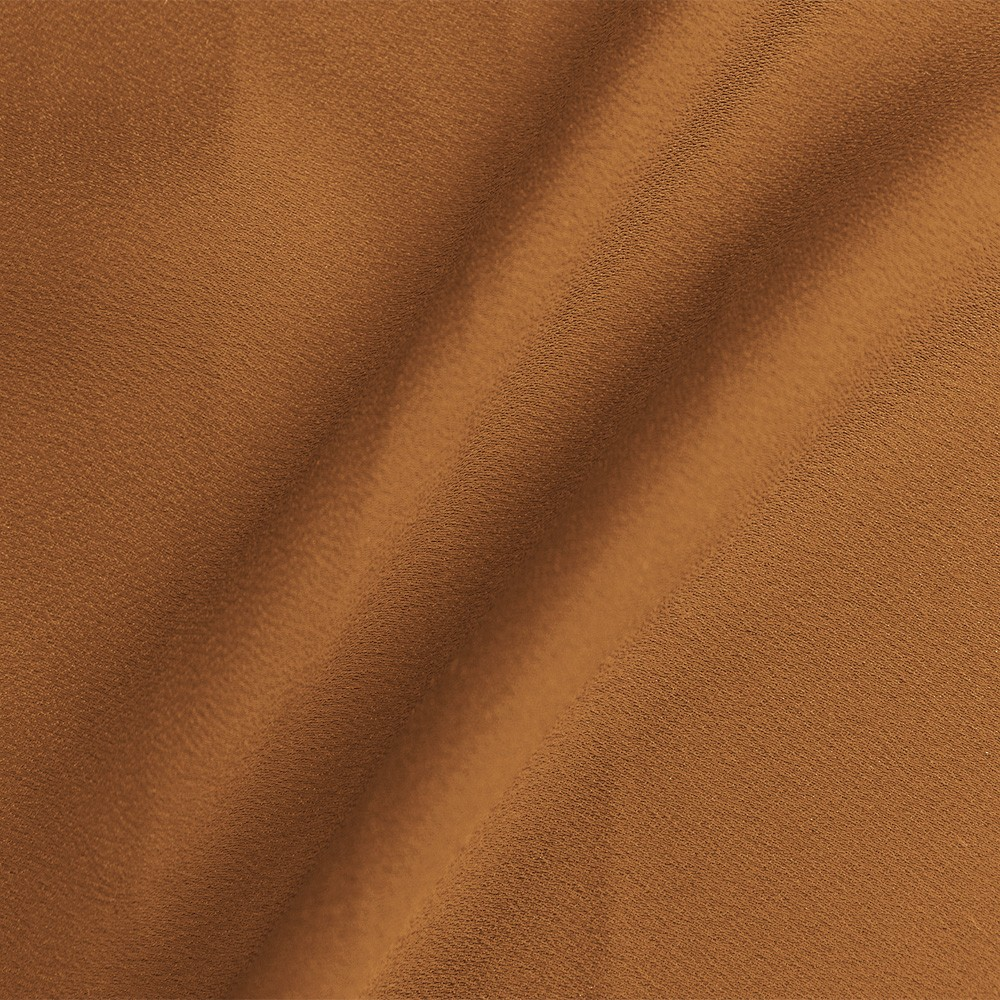 Apollo Satin Back Crepe Camel