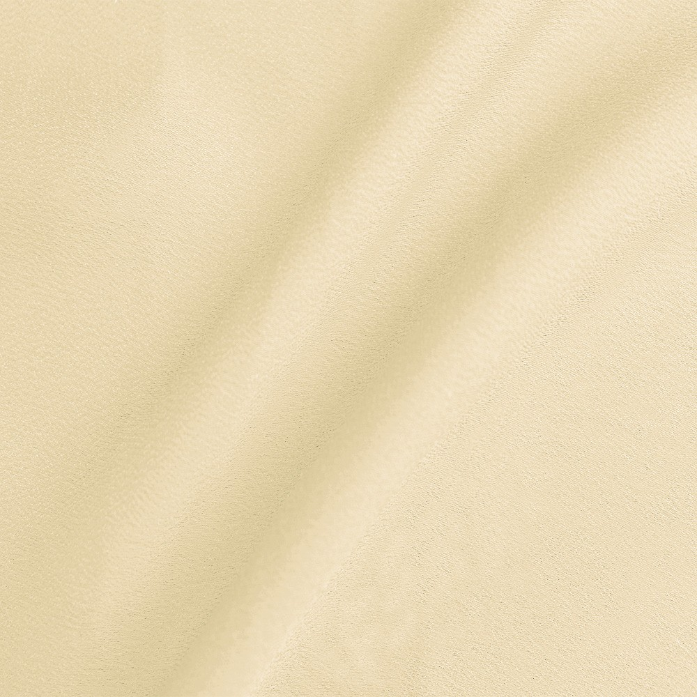 Apollo Satin Back Crepe Cream