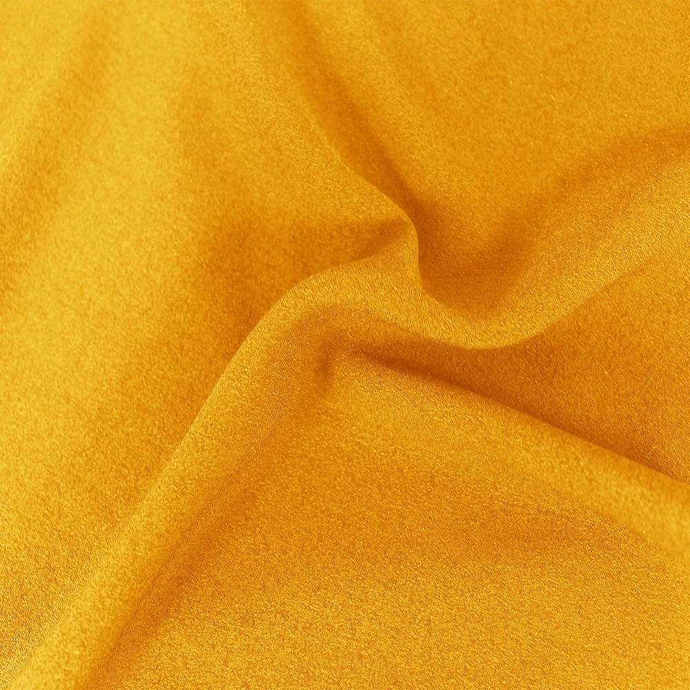 Athena Crepe Bright Yellow