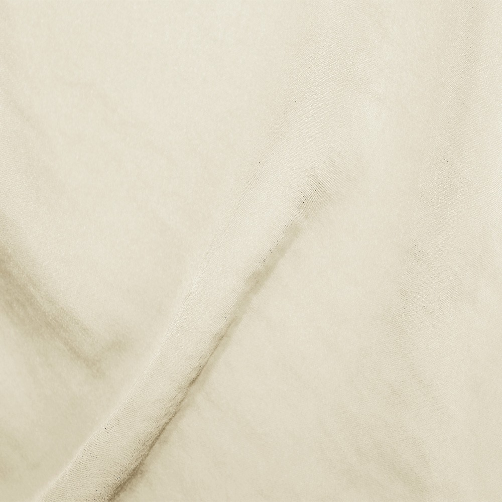 Hammered Satin Ivory