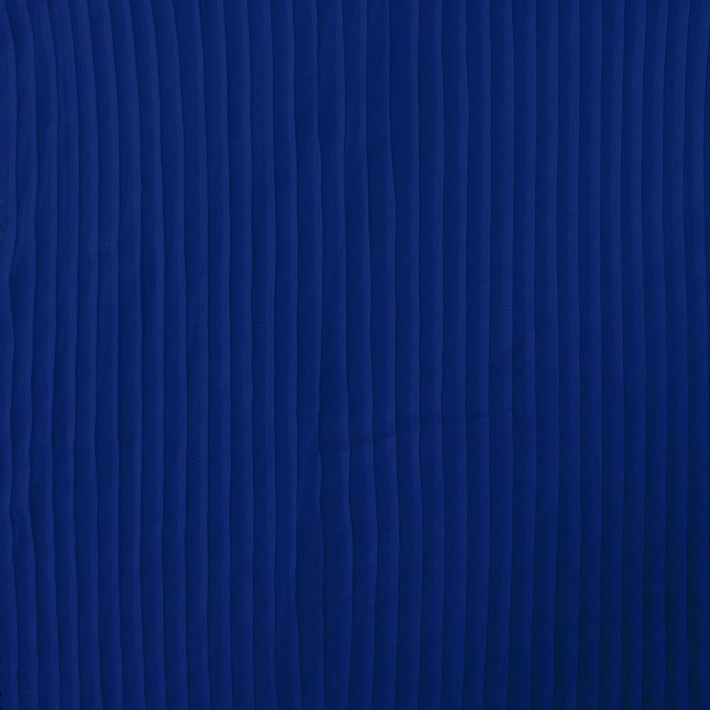 Hi Multi Chiffon Pleated Blue