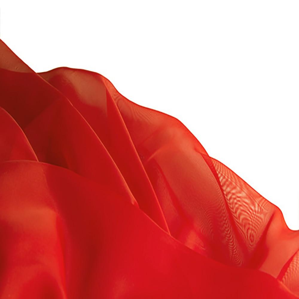 Hi Multi Chiffon Baby Red