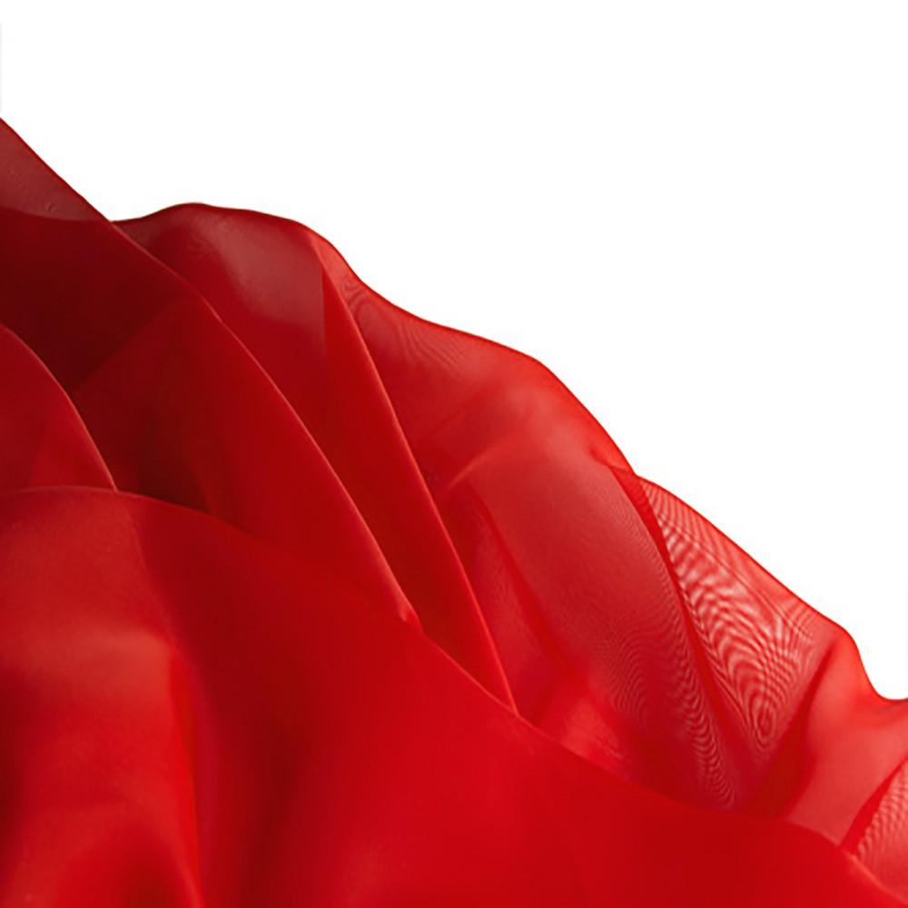 Hi Multi Chiffon Scarlet
