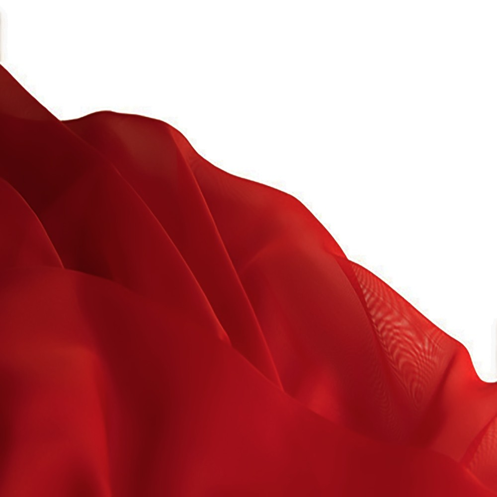 Hi Multi Chiffon AW Winter Red