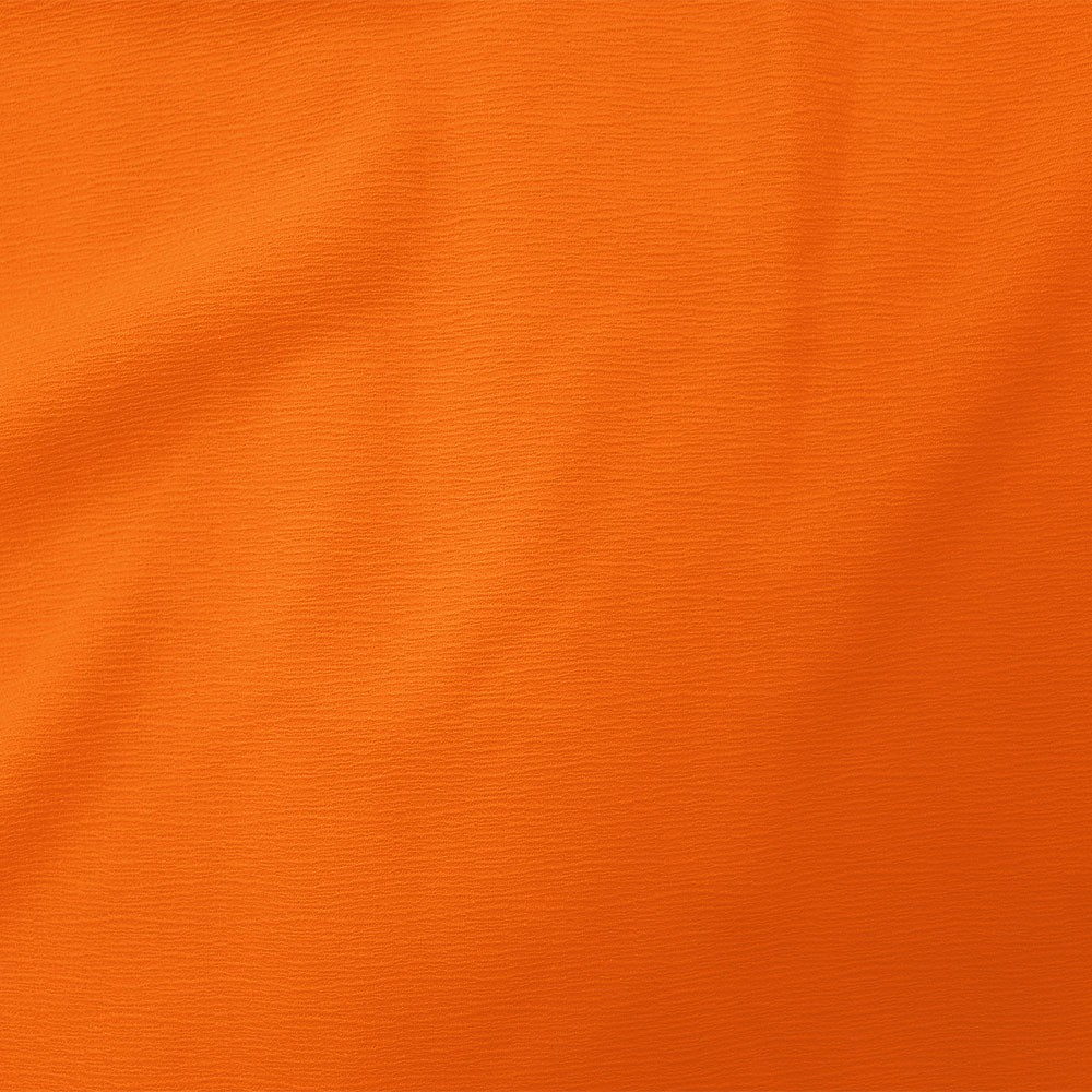 Posh Crinkle Sun Orange