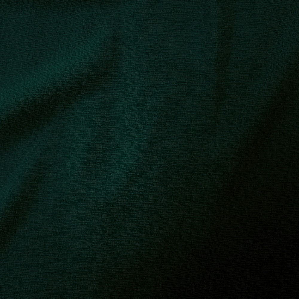 Posh Crinkle Turquoise