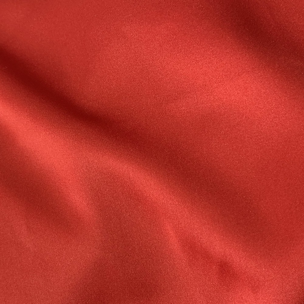 Roma Satin Red