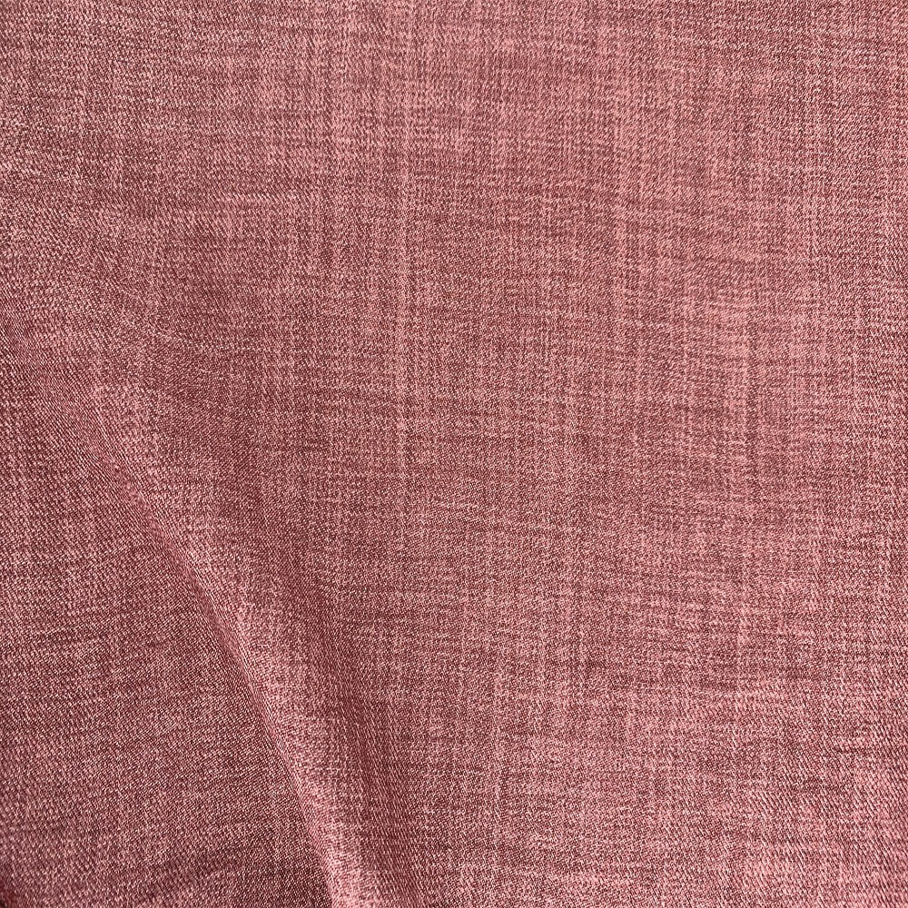 Scratch Linen Look Dusty Rose