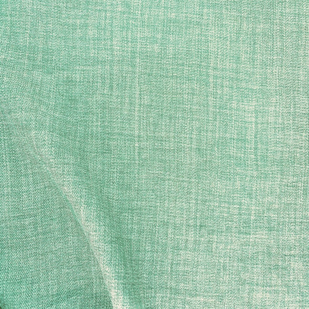 Scratch Linen Look Seafoam