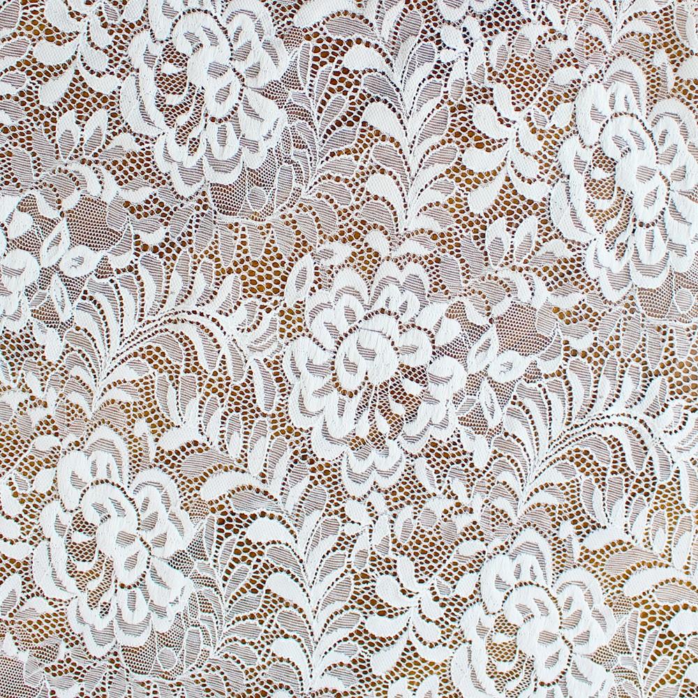 Nylon Lace Ivory