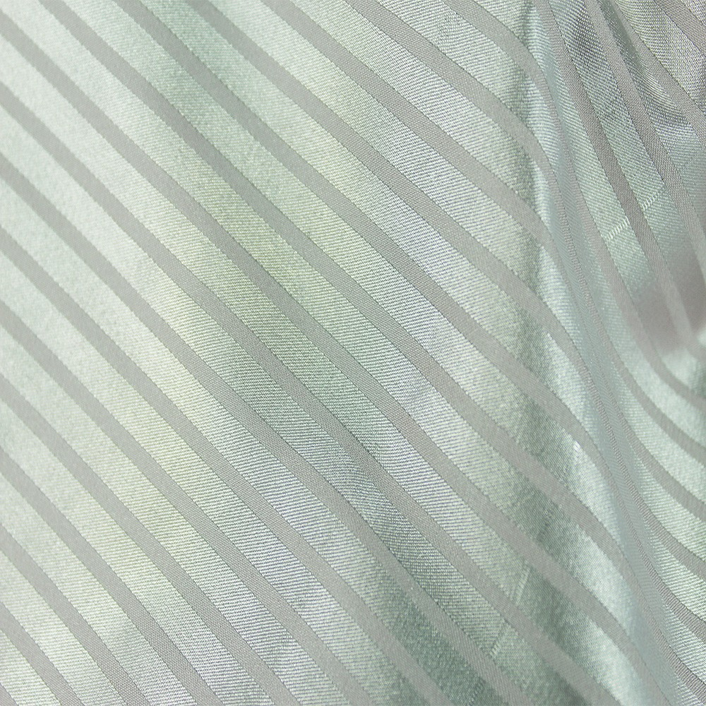 Spandex Satin Silver