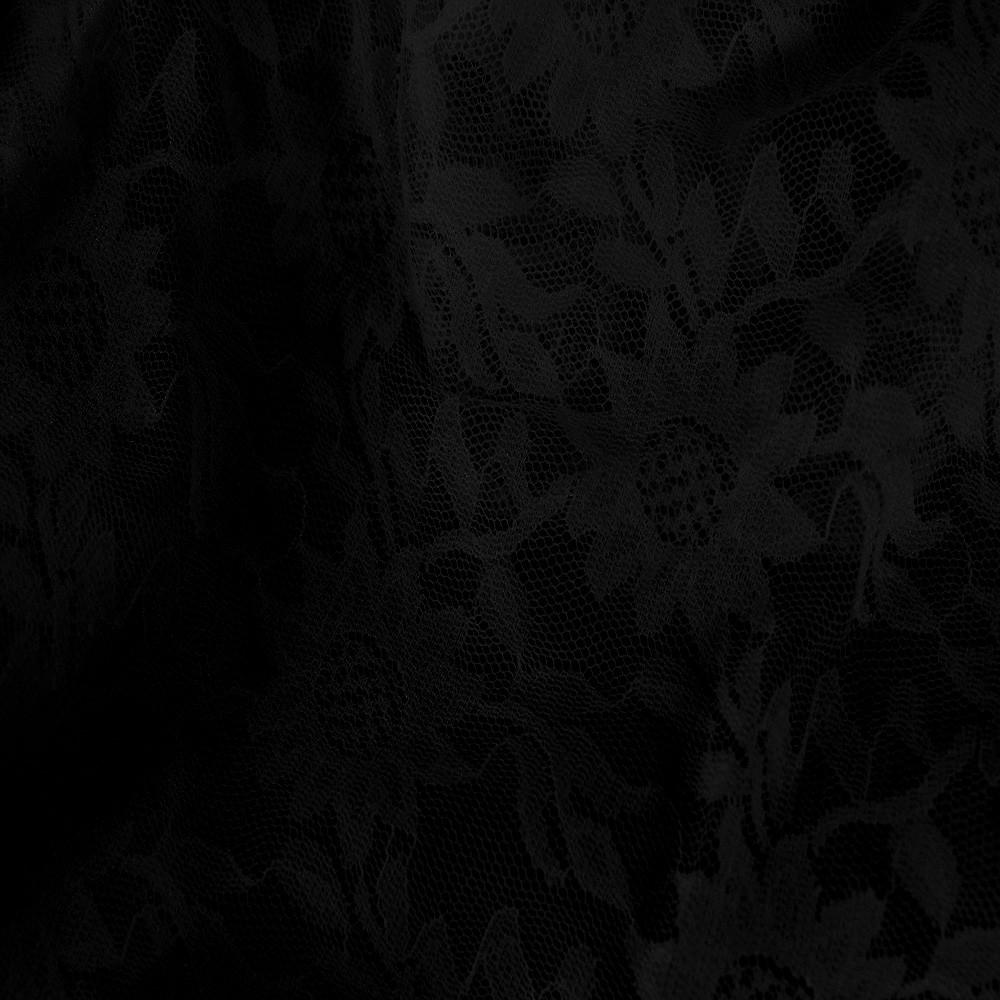 Sunflower Lace Black