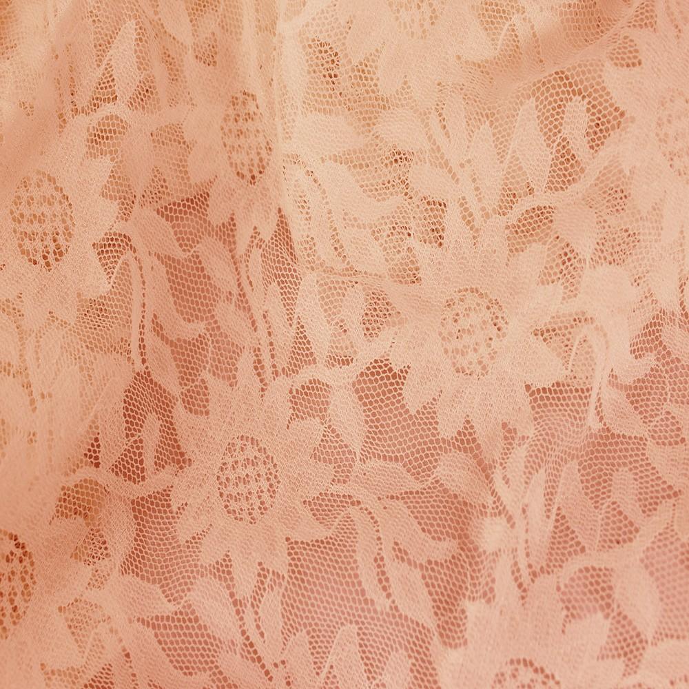 Sunflower Lace Nude