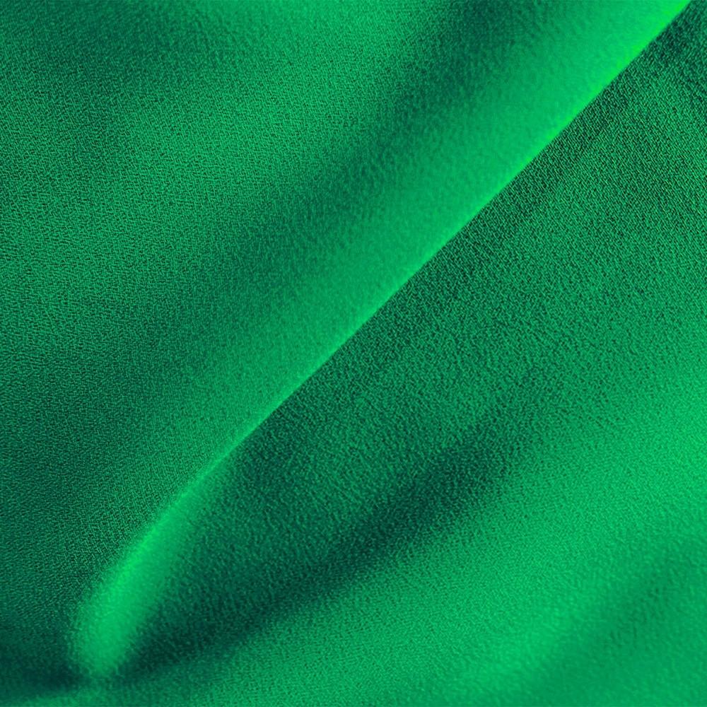 Superior Georgette Airflow Atlantic Green