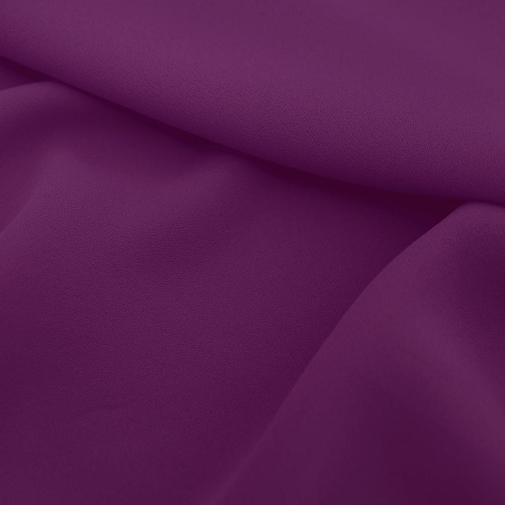 Superior Georgette Purple Rain