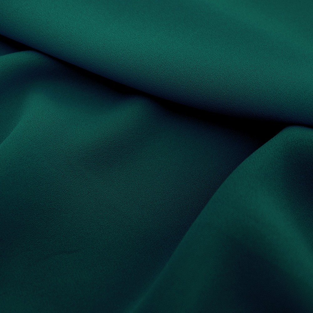 Superior Georgette Teal