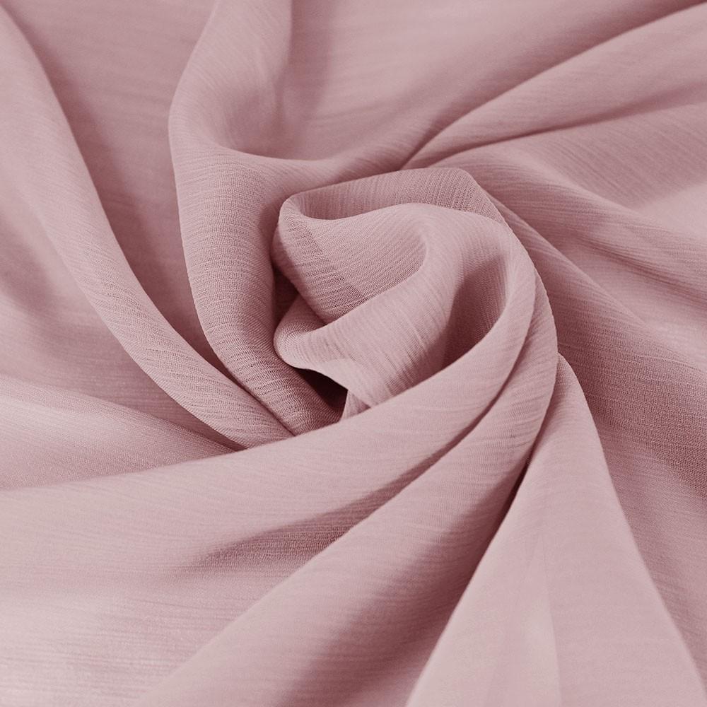 Yoryu Chiffon Dusty Pink