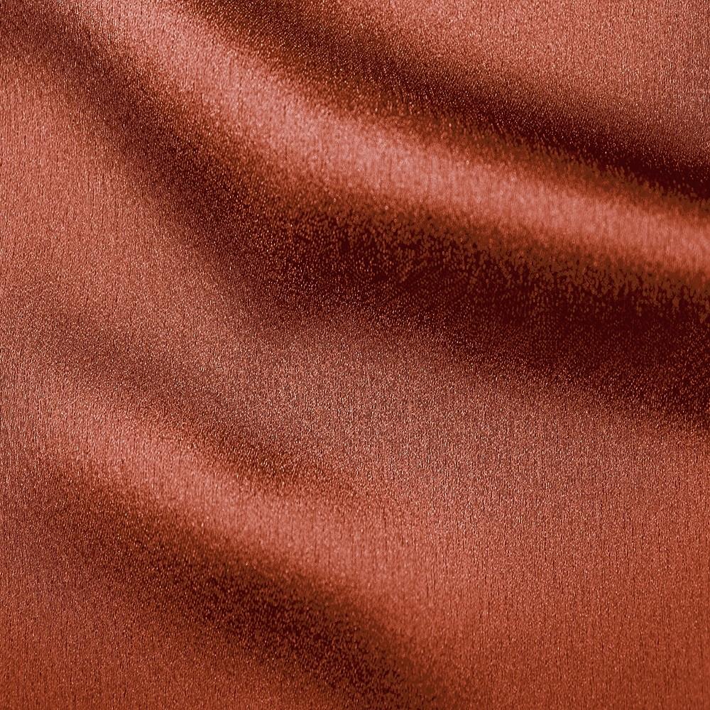 Zara Satin Back Crepe Red Clay