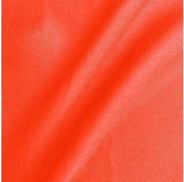 Apollo Satin Back Crepe Bright Orange