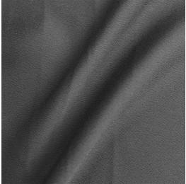 Apollo Satin Back Crepe Charcoal