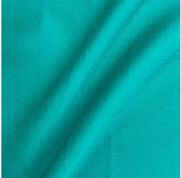 Apollo Satin Back Crepe Turquoise