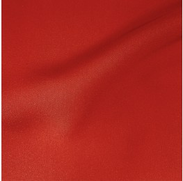 Dry Satin Poppy Red