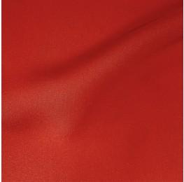 Dry Satin Poppy Red