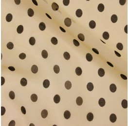 Hi Multi Chiffon Stone With Black Spot