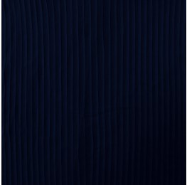 Hi Multi Chiffon Pleated Navy