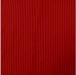 Hi Multi Chiffon Pleated Red
