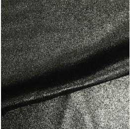 Hi Multi Chiffon Foil Black Silver