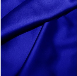Leah Satin Royal Blue