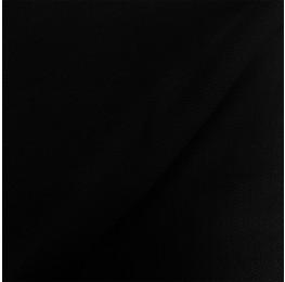 Linen Look Twill Black