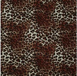 Posh Crinkle Cheetah Print