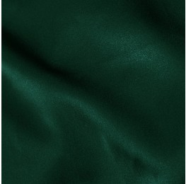 Roma Satin Forest Green