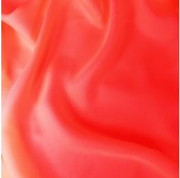 Satin Chiffon Coral