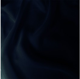Satin Chiffon Dark Navy