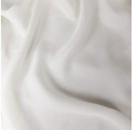 Satin Chiffon Ivory