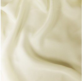 Satin Chiffon Warehouse Cream