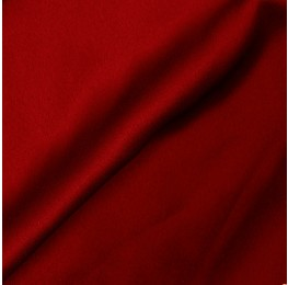 Satin Georgette Oxblood