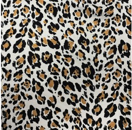 Satin Jacquard Animal Print LTND-180100