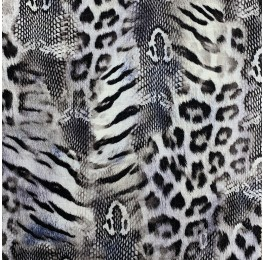 Satin Jacquard Animal Print KACR-180069