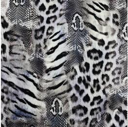 Satin Jacquard Animal Print KACR-180069