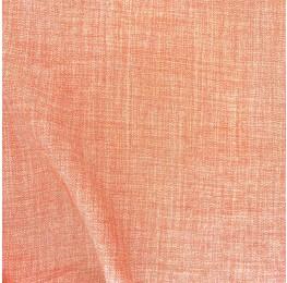 Scratch Linen Look Salmon