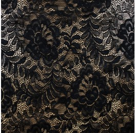 Nylon Lace Black