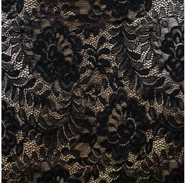Nylon Lace Black