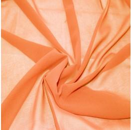 Silky Chiffon Apricot
