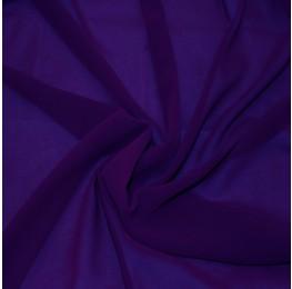 Silky Chiffon Aubergine