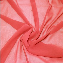 Silky Chiffon Dusty Rose