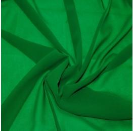 Silky Chiffon Forest Green